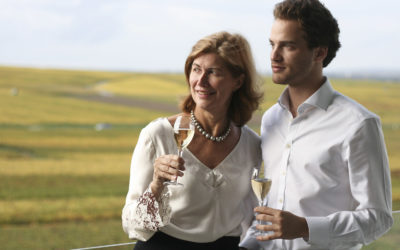 Winery Stories – The Daughter of Champagne Taittinger